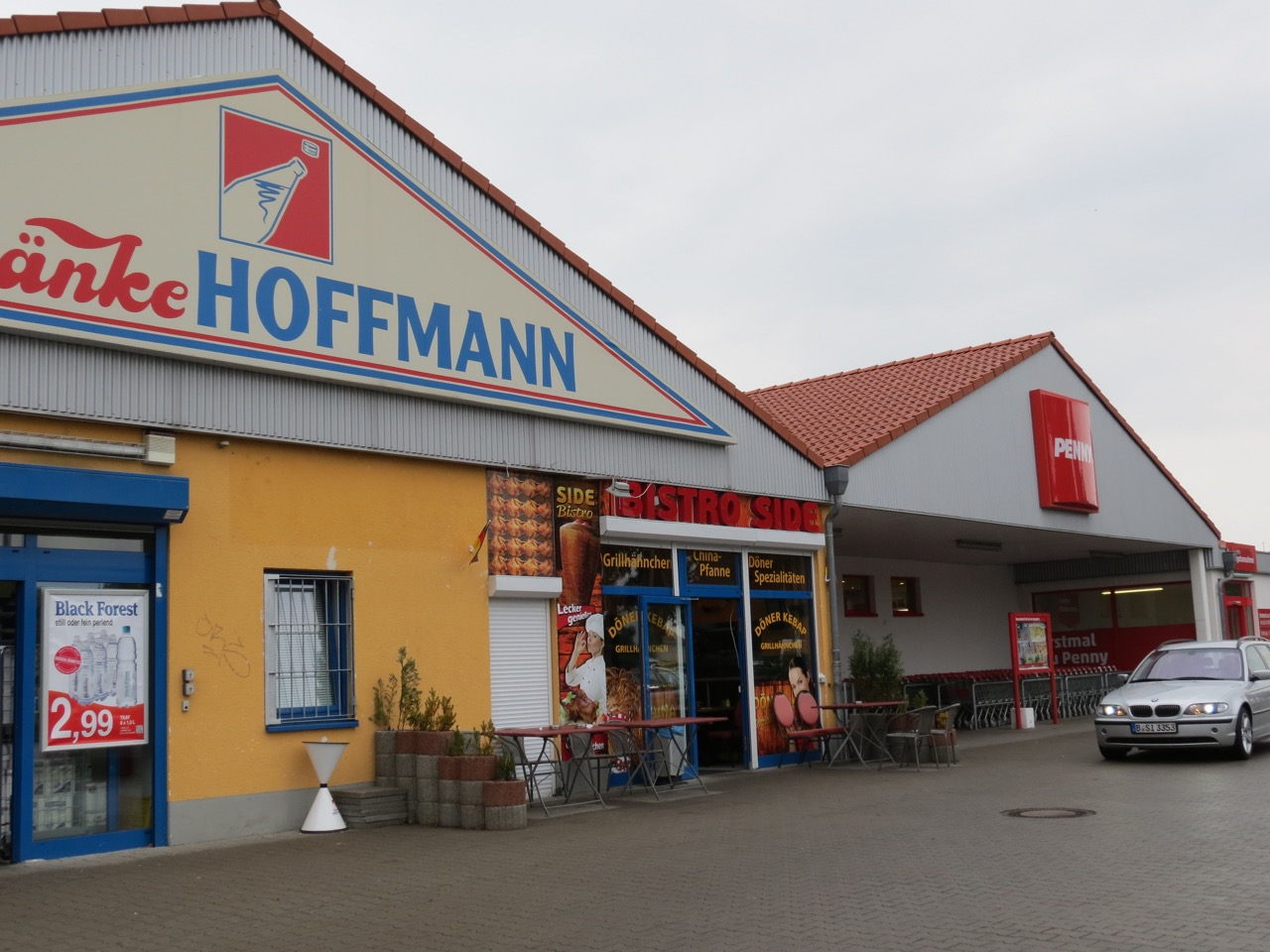Hellersdorf + Pankow